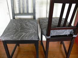 Dining Room Chair Cushions With Ties Awesome Dining Room Chair Cushions With Ties Pictures