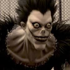 Death Note Halloween Costume Ryuk Death Note Wiki Fandom Powered Wikia