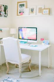 Organized Office Desk Work 95 Best Chic Home Offices Images On Pinterest Office Spaces