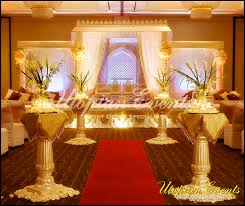 buy indian wedding decorations wedding mandaps indian wedding decorations utopian events