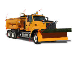 Snow Plow Lights Code3 Products For Warning Pse Vehicles D O T Utility Public
