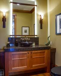 Arts And Crafts Vanity Lighting Arts And Crafts Prairie In Wayzata Skd Architects