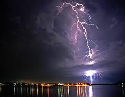 Lightning Storm Hd Wallpaper