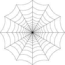 halloween spider web background spider web transparent background png mart