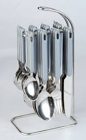 Cutlery Sets 28 Cutlery Set With Stand Cutlery E Jikoni Cutlery Set With