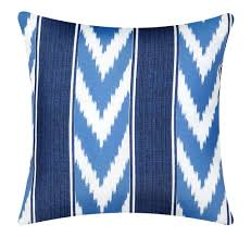 Blue Outdoor Cushions Decorative Patio Pillows For Your Patio Deck Pool
