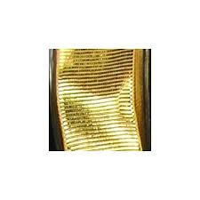 gold metallic ribbon cheap gold metallic ribbon find gold metallic ribbon deals on