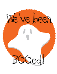 Halloween Boo Poems Free Boo Signage Printables Pink Peppermint The Blog