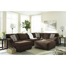 Ashley Furniture Oversized Chair Ashley Furniture Jayceon Laf Chaise Sectional In Java Local