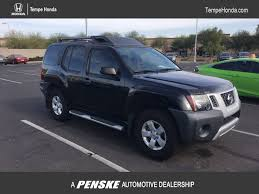 nissan xterra silver 2010 used nissan xterra 2wd 4dr automatic x at porsche north