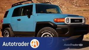 fj cruiser msrp 2014 toyota fj cruiser 5 reasons to buy autotrader youtube
