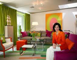 Stunning Colorful Living Room Chairs Images Interior Design - Colorful living room chairs