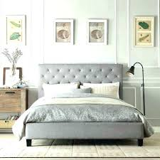 Grey Tufted Headboard Gray Tufted Headboard Gray Headboard Large Size Of Tufted Grey