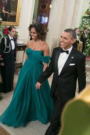 obama dresses obama green chiffon evening dresses a line