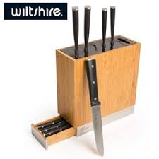 stay sharp kitchen knives buy wiltshire staysharp 12 bamboo knife block set
