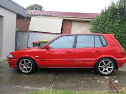 toyota corolla for sale nsw corolla gti sports 1992 5d hatchback manual 1 6l electronic in nsw