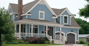 Exterior Paint Colors For House - suburban traditional palette by sherwin williams color for