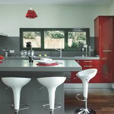 roomido küche gemütliche innenarchitektur küche grau rot kche in grau und rot