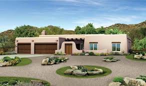 southwest house house plan 90220 at familyhomeplans com