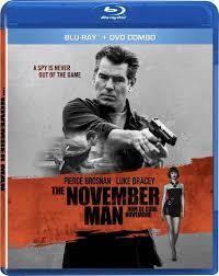 the november man blu ray canada