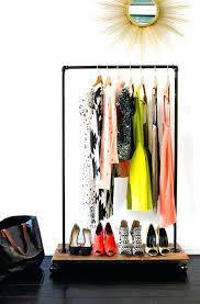 wardrobe racks inspiring intermetro garment rack intermetro