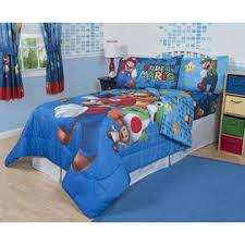 Mario Bedding Set Nintendo Mario Comforter