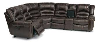 home theater sectional sofa set flexsteel latitudes hometown transitional six piece power