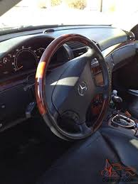 mercedes s500 2003 mercedes s500 4matic amg black