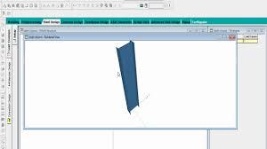 staad pro tutorials analysis u0026 design of steel column day 40