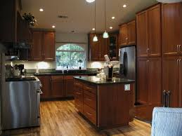 sumptuous design kitchen wall colors with dark oak cabinets best