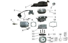 chinese mini atv wiring