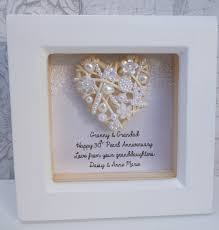 30th wedding anniversary gifts pearls 30th anniversary gift pearl anniversary 30th