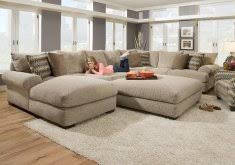 comfy sofas big and comfy grand island large 7 seat sectional