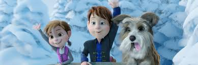 step into the adventure with the new sky movies christmas advert