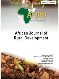 archives african journal of rural development