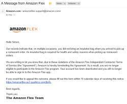 amazon black friday adelaide how amazon flex drivers get deactivated from amazon flex