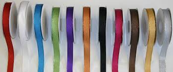 metallic ribbon 5 8 x 25yds metallic ribbon