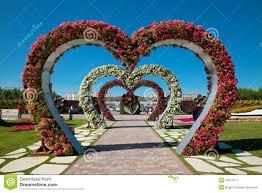 Famous Gardens Flower Gardens Dubai Editorial Photography Image 44813717