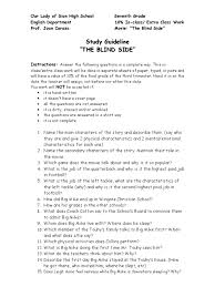 download the blind side review docshare tips