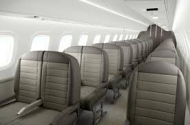 aircraft jetsuite embraer 135 interior