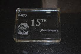 15 year anniversary gift ideas for 15th wedding anniversary gift ideas for husband c bertha fashion