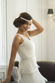 themed wedding dress 1920s wedding dresses deco style