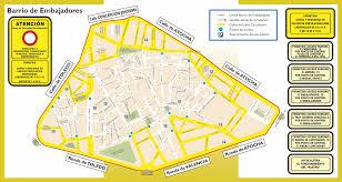 Madrid Spain Map Madrid Ar