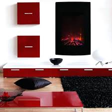 electric flat panel wall mount fireplace heater lowes napoleon