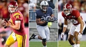 Quenton Nelson Bench Press Top Prospects For 2018 Nfl Draft Non Quarterbacks Si Com