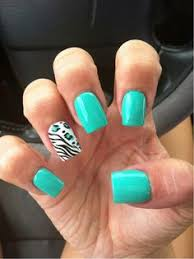 black and silver french zebra nails my nail designs pinterest
