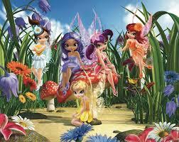 walltastic magical fairies kids wall mural bubs n grubs walltastic magical fairies