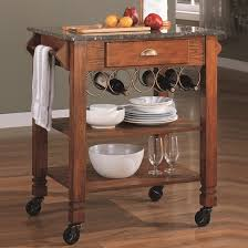 diy kitchen cart curbside table turns kitchen cart its overflowing