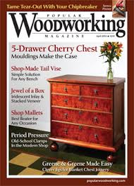 2014 issues of popular woodworking magazine popular woodworking