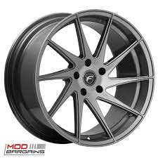 subaru blobeye black forgestar f10d silver deep concave wheels for subaru 19